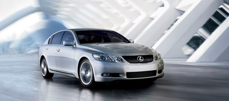 The Lexus Hybrid