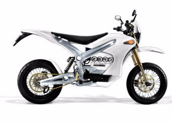 Zero x electric motorcycle