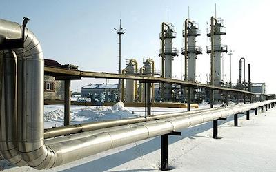 natural gas terminal