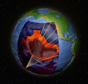 the new knowledge of the earths interior New research reveals that there may be more than a quadrillion tons of diamond hidden in the earth's interior study finds 1–2 percent of earth's oldest mantle rocks are made from diamond.